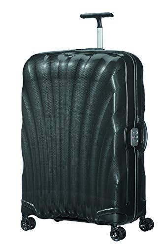 SAMSONITE Lite-Locked Spinner 75/28 Koffer, 75 cm, 93 L, Schwarz