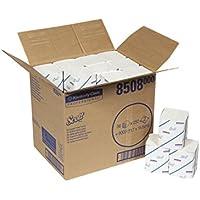 Scott 8508 Paquete de 36 papel higiénico interplegado, 36 paquetes x 250 servicios de color blanco y 2 capas, paquete a granel