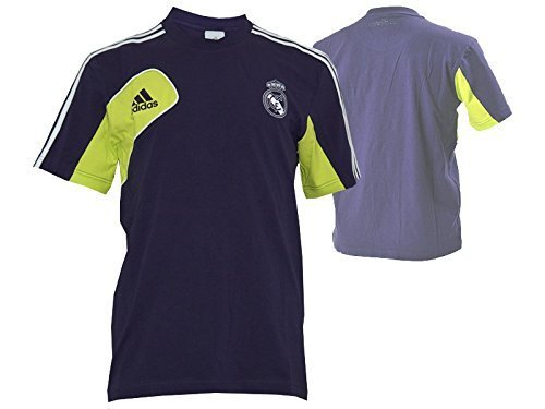 Navy Tee (2012-13 Real Madrid Adidas Training Tee (Navy))