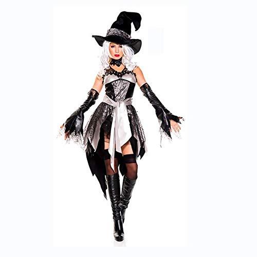 Shisky Cosplay kostüm Damen, Halloween Demon Girl Spiel einheitliche Untoten Tag Hexe Girl Kostüm Cosplay (Demon Girl Kostüm)
