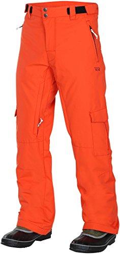 REHALL RIDER Hose 2018 tangerine, XL