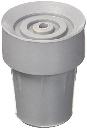 GiMa 27795Topper Gummi, 19mm Durchmesser, 5Stück, grau