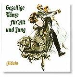 GESELLIGE TAENZE FUER JUNG + AL - arrangiert für Tänzer / Tanzanleitung [Noten / Sheetmusic] Komponist: TUTT ILSE