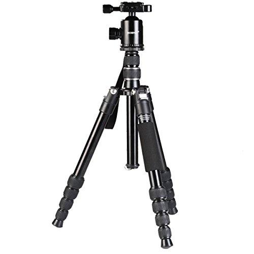 beschoi-treppiede-reflex-con-5-pezzi-e-360-gradi-testa-a-sfera-per-dv-digitali-fotocamere-canon-niko
