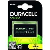Duracell DRNEL1 Li-Ion Kamera Ersetzt Akku für Nikon EN-EL1