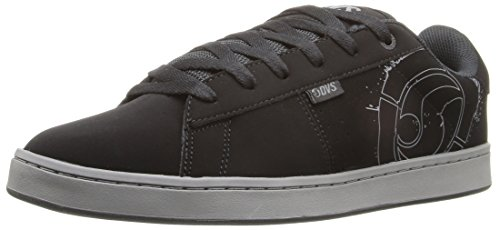 DVS APPAREL Revival 2, Chaussures de Skateboard Homme Noir (002)