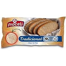 PROCELI pan tradicional SIN GLUTEN envase 160 gr