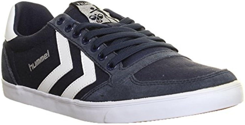 Hummel   Herren Skateboardschuhe  Blau   Marineblau/Weiß   Größe: 40.5