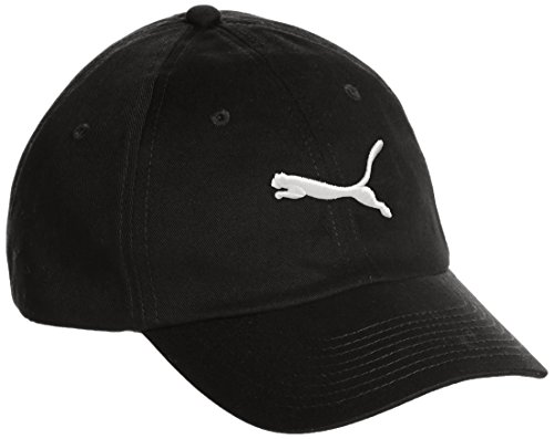 Puma Cap ESS, Black/Big Cat, Adult, 052919 01