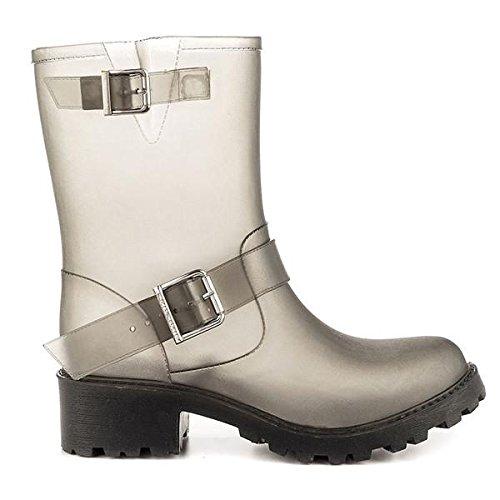 SIXTY SEVEN Sixtyseven Damen Chelsea Boots, Schwarz, 39 EU