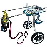 Bicicletas para mascotas, Perros Sillas de ruedas, Ancianos, Perros, Scooters, Perros