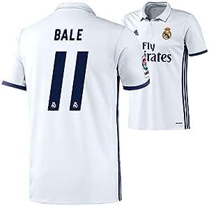 adidas Herren Trikot Real Madrid Home Jersey (Bale 11, 3XL)