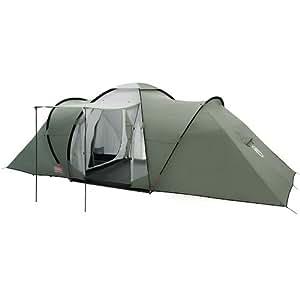 Coleman Ridgline Tent, Green/Grey, 4 Plus
