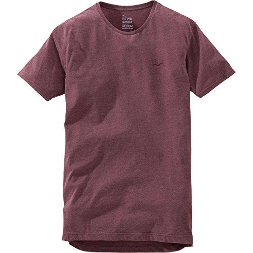 Cleptomanicx Herren T-Shirt Tawny Port