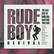 Rudeboy Revival - Best of Mod, Ska, and Two Tone