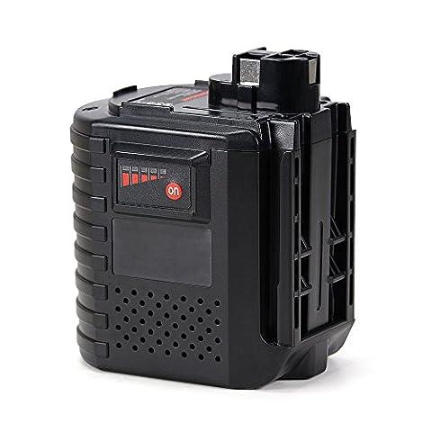 Batterie Pour Perceuse - POWERGIANT [Capacité Réelle] 3.0 Ah NiMh 24