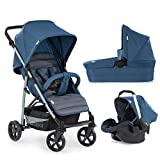 Hauck Rapid 4 Plus Trio Set Kombi Kinderwagen