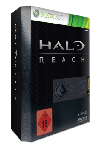 Halo Reach - Limited Edition (uncut) (Edition 3 360 Halo Xbox Limited)