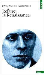 Refaire la Renaissance