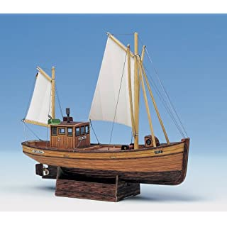 Aue-Verlag 17 x 5 x 14 cm Selma Fishing Cutter Model Kit