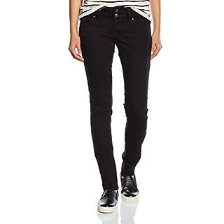 LTB Jeans Damen Molly Jeanshose, Schwarz to Black WASH 4796.0, W28/ L32 (Herstellergröße: 28.0)