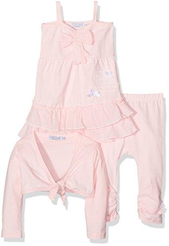 Dirkje Baby - Mädchen Unterwäsche-Set 31W-24004H, Rosa (Pink), 12 Monate (Herstellergröße: 80)