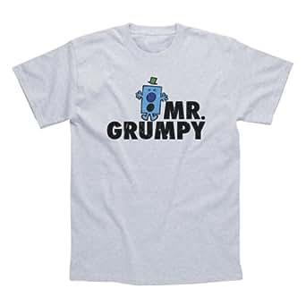 Mr Grumpy T-Shirt, Size- Small