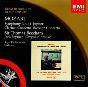 Mozart:Sym 41/Wind Concertos