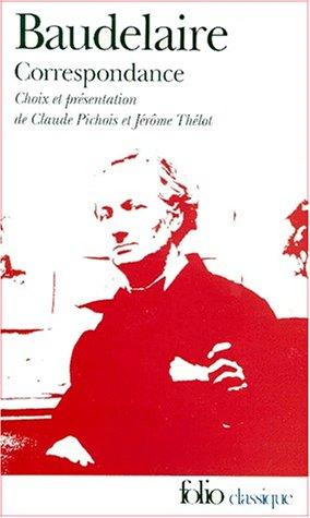 Correspondance par Charles Baudelaire