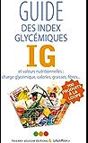 Guide des index glycémiques