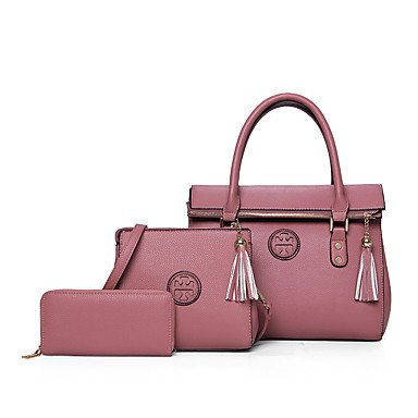 Le donne della moda Classic Crossbody Bag,Ruby Purple