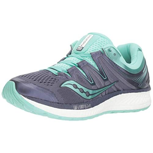 Saucony Women's Hurricane Iso 4 Running Shoe, 0