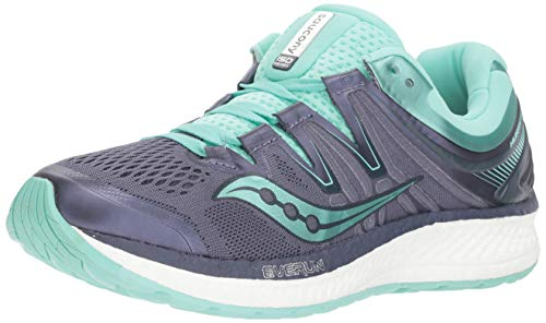 Saucony Women's Hurricane ISO 4 Running Shoe, (Iso Hurricane)