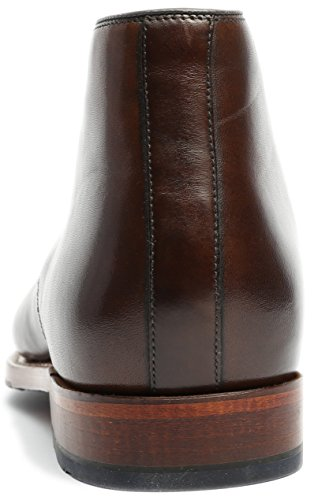 Gordon & Bros , Bottes classiques homme Coffee Brown-H