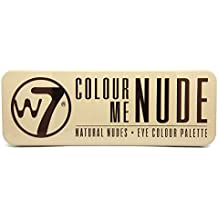 W7 In the Nude 12 Eye colour Palette, 1er Pack (1 x 15,6 g)