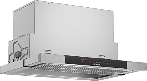 Bosch DFS068J53 Dunstabzugshaube/Flachschirmhaube / 59.8 cm/Filtersättigungsanzeige für Metallfettfilter