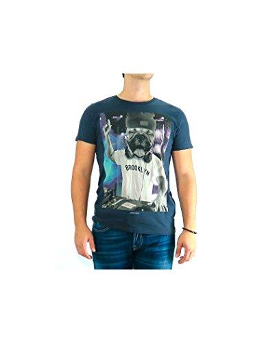 Japan Rags - Camiseta HCLUB Japan Rags Blau