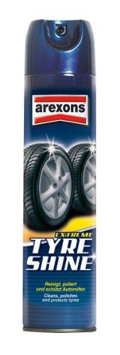 Arexons Autopflege - Reifenschaum und Reifenglanz, 400 ml