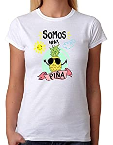Camiseta Somos una Piña. Camiseta