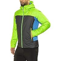 Karpos Vinson Jacket Men Apple Green Dark Grey Bluette 2018 Funktionsjacke 769011e3d6