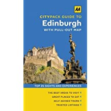 AA Citypack Edinburgh (Travel Guide) (AA CityPack Guides)