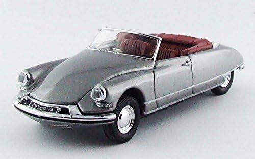 NEWES Rio RI4481 Citroen DS DS DS Cabrio 1961 Silver 1:43 MODELLINO Die CAST Model   Soldes  8e2868