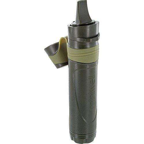Paille filtre eau personnel de randonn e compact et portable paille filtrante purificateur - Purificateur d eau portable ...