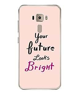 99Sublimation Designer Back Case Cover for Asus Zenfone 3 ZE552KL (5 Inches) (Best quotes design case best symbol and sign case )