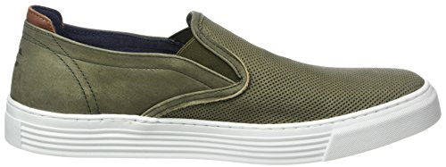 Camel Active Bowl 18, Mocassins Homme Bleu (Army 02)