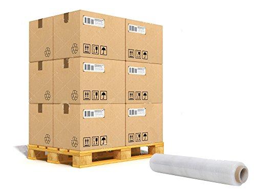 Angebot PE-Stretch-Folie transparente Stretchfolie 50 cm x 300 m  17µ