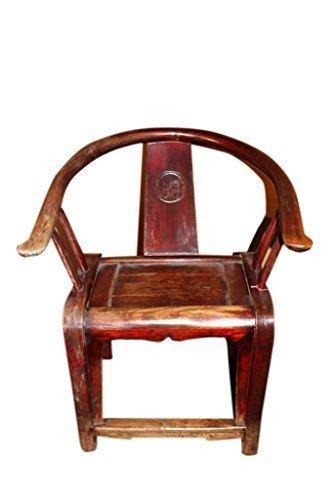 Chine Chaise réel antique env. 100 Ans d'âge de Shanxi