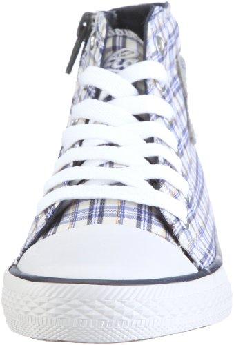 Voar Branco Branco Marrom 180154 Marinho Sneaker Unisex Lico Alto Crianças SBdFwWxq