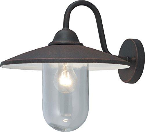 1pz vetro ricambio per lanterna portofino