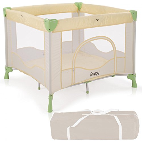 Preisvergleich Produktbild Reisebett Laufstall Babyreisebett Spielstall Babybett Kinderbett Kinderreisebett Safari